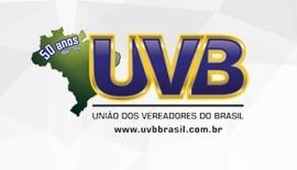 Mensagem da UVB em homenagem ao dia do Vereador, 1º de outubro.