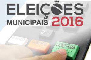 Eleições Municipais de 2016 – Alteração de locais de votação