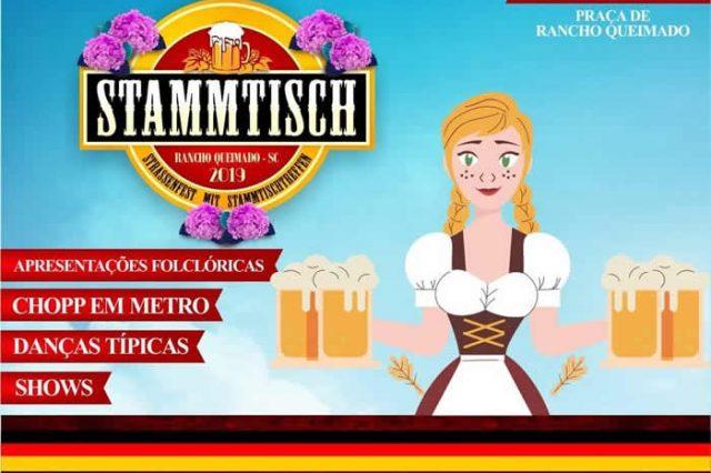 Stammtisch 2019 – Rancho Queimado/SC