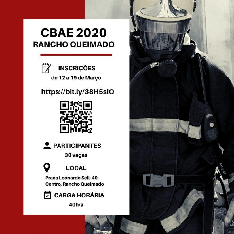 Curso Básico de Atendimento a Emergências (CBAE)